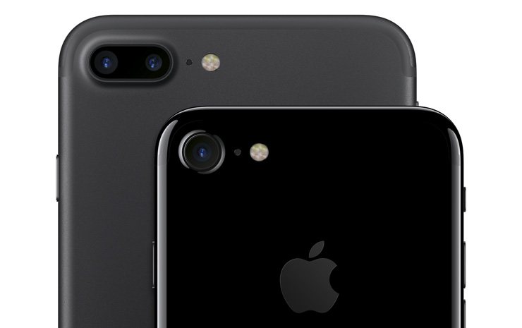 iPhone 7 ja iPhone 7 Plus, kamerat