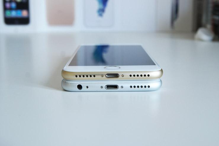 iPhone 7 design, muotoilu