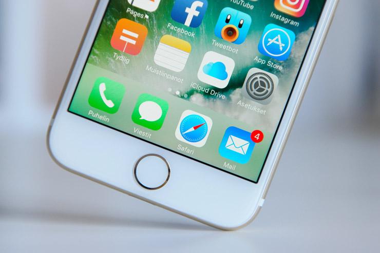 iPhone 7 kotipainike
