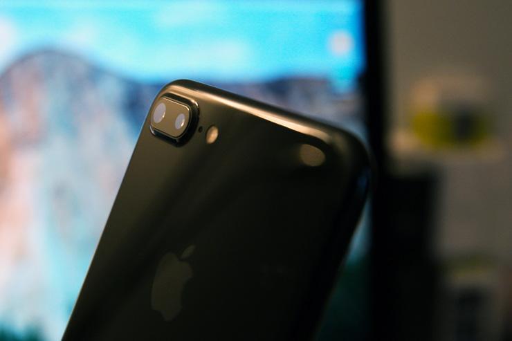 iPhone 7 Plus, kaksoiskamera