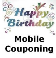 Mobile Couponing 1. Jahrestag