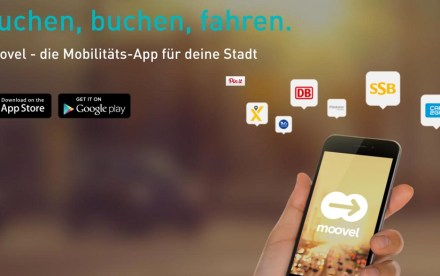 moovel Mobility App