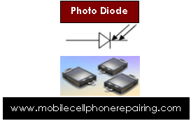 Mobile Phone Photo Diode