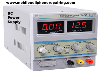 DC Power Supply for Mobile Phone Repairing