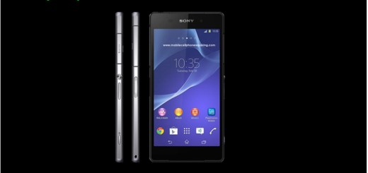 Sony Xperia Z2 Problem and Solution