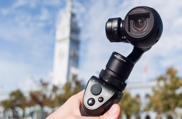 DJI unveiled robotic Selfie Stick: 3 main reason to buy a robotic selfie shooter