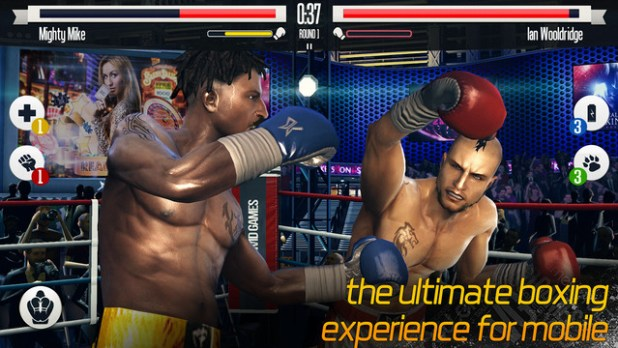Real Boxing-2 CREED:Discover the all new boxer in yourself with new game