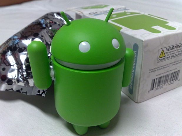 Google launches new Android platform Version Distribution figures