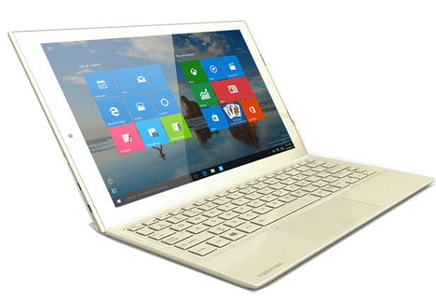 Toshiba DynaPad Premium Windows Tablet