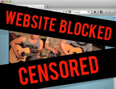 What To do if your Broadband Internet is Censored