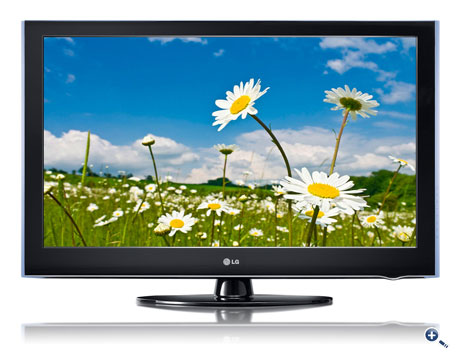 LCD TV LG 47 LH 5000 Front