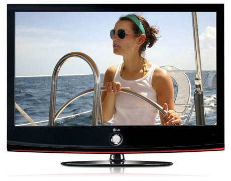 LCD TV LG LH 7000 front