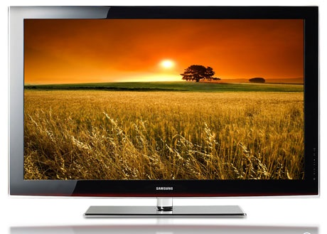 LCD TV Samsung LE 46 B 650 Front