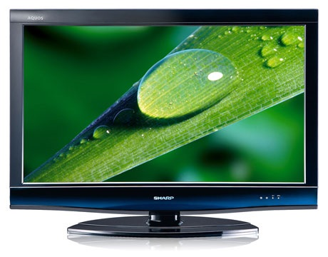 LCD TV Sharp LC 42 DH 77 E Front