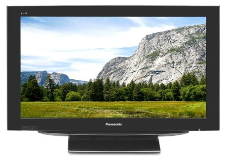 Panasonic TX-37 LZD 80 F - TV Front Panel