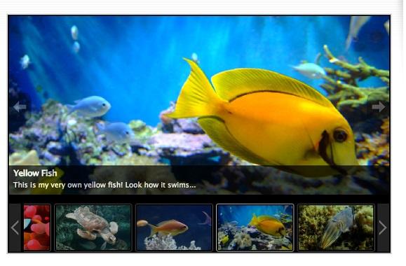 Slideshow Gallery wordpress plugin
