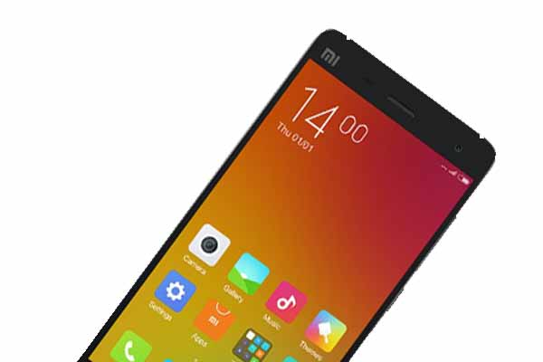 Xiaomi Mi 4s Metal Body with Powerful Specifications