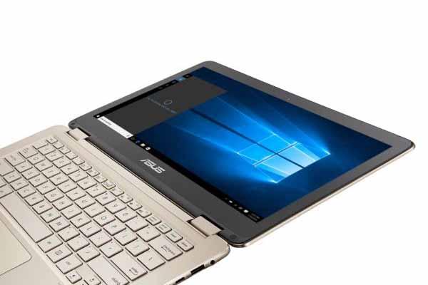 ASUS Zenbook Flip UX360CA Prominent Model with Great Display