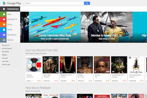 Google Brings Play Store Version 6.7 Update
