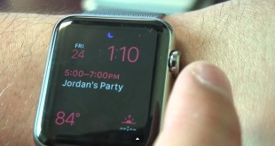 Apple Watch 2 may Have One Glass Solution Display