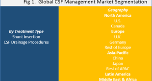 Cerebrospinal Fluid (CSF) Management Market