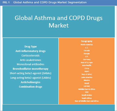 Asthma And COPD Market