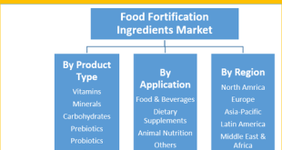 Food Fortification Ingredients Market