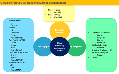 Hereditary Angioedema Market Is Expected To Reach US$ 3,689.4 Mn By 2025 - Credence Research