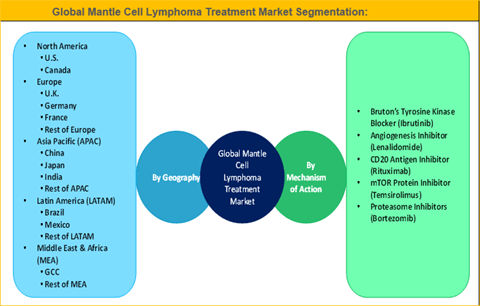 Mantle Cell Lymphoma Treatment Market Is Driven By The Rising Prevalence Of Mantle Cell Lymphoma And A Promising Product Pipeline - Credence Research