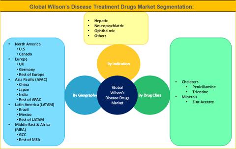 Wilson's Disease Drugs Market