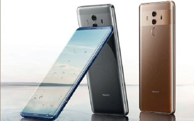 Huawei Mate 20 Pro may Arrive in October with Curved OLED Display