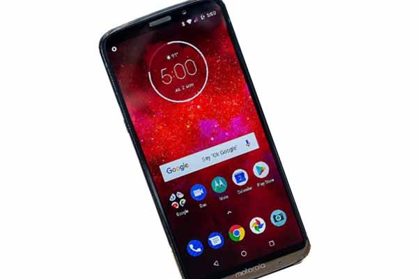 Motorola Launched Moto Z3 with 5G Moto Mod