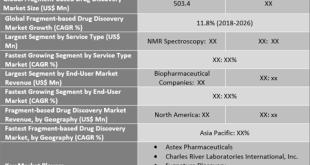 Fragment-based Drug Discovery Market