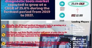 AI-based Medical Diagnostic Tools Market