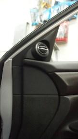Honda Accord Audio Upgrade