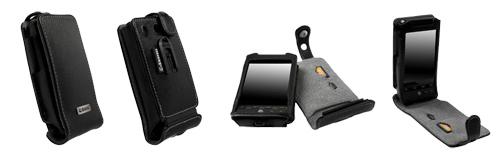 Krusell Orbit Flex Leather Case for the HTC Hero