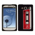 Silicone Cassette Case for Galaxy S3