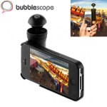 Capture 360 degree photos easily on iPhone 5 with Bubblescope