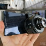 Sony QX10 & QX100 Smart Lenses announced