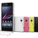 Sony Xperia Z1 Compact announced at CES, cases coming soon