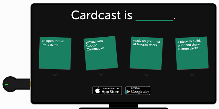 how to play cards against humanity with 2 players