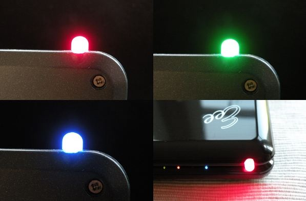 Eee PC Custom LED Indicator Light