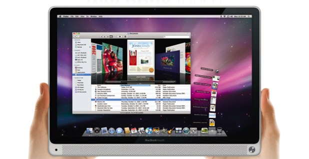 Apple MacBook Touch Tablet PC with 3G Wireless Broadband?