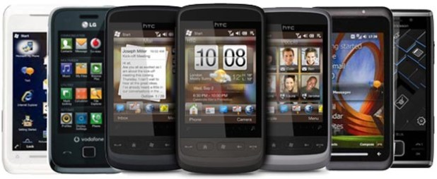 Onslaught of Windows Mobile 6.5 Smartphones This Year