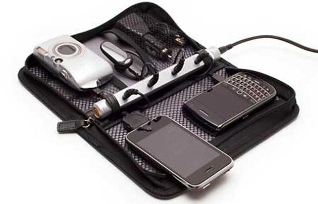 Charge All Your Gadgets, Keep Them Organized