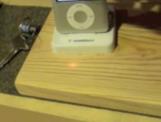 Wood Cutting Board is Really a Wireless Charging Mat (Video)