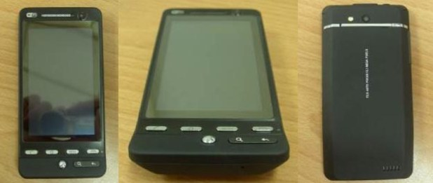 GSM Version of HTC Hero Seeks FCC Approval?