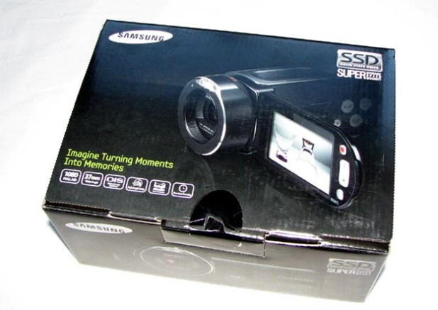 REVIEW - Samsung HMX-106 SSD HD Camcorder