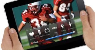 Slingplayer App on the Apple iPad