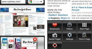 Opera Mini on iPhone loads pages 90% faster than Safari